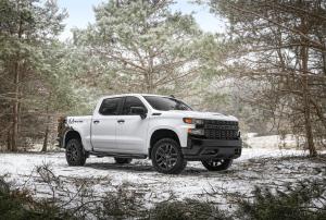 2022 Chevrolet Silverado Release Date