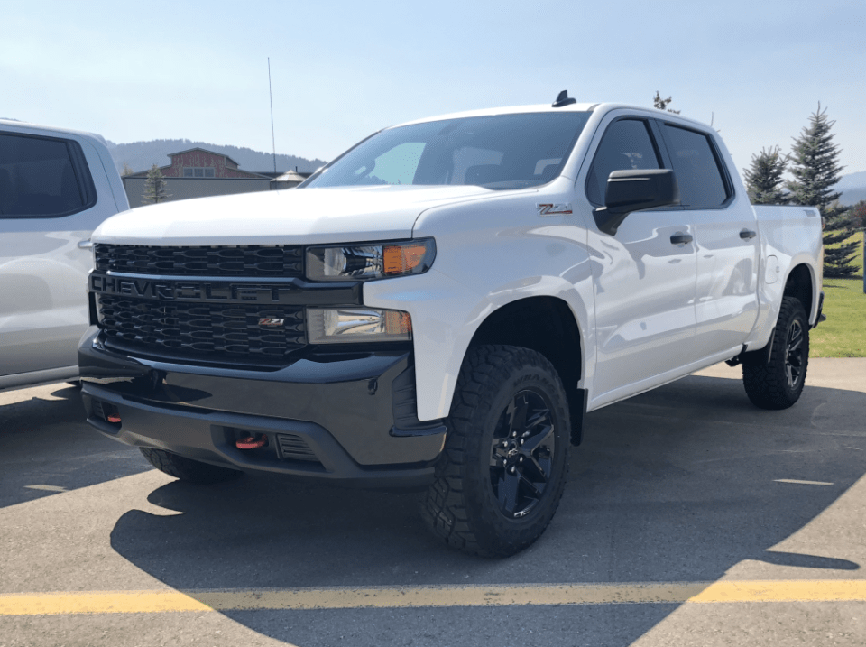 2022 Chevy 3500 Dually High Country Changes
