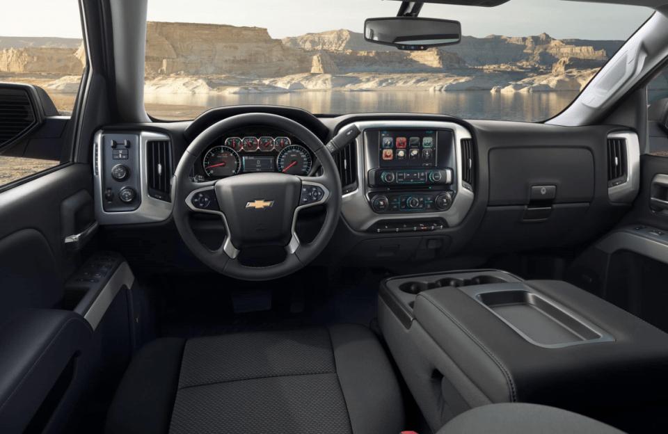2022 Chevy Silverado 1500 Ltz Interior