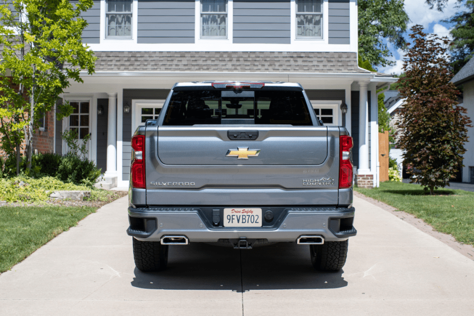 2022 Chevy Silverado 2500 High Country Release Date