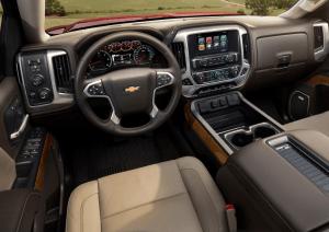 2022 Chevy Silverado 2500HD High Country Interior