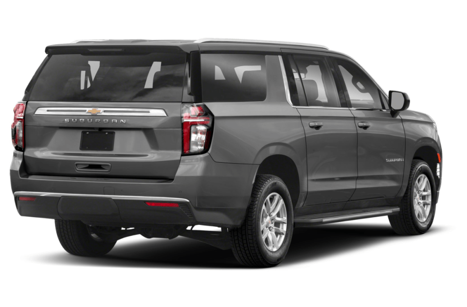 2022 Black Chevy Suburban Release Date