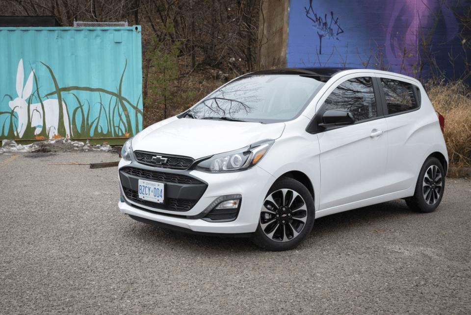 2022 Chevrolet Spark 1LT Release Date