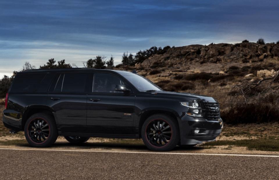 2022 Chevrolet Suburban Release Date