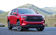 2022 Chevy Tahoe PPV Models