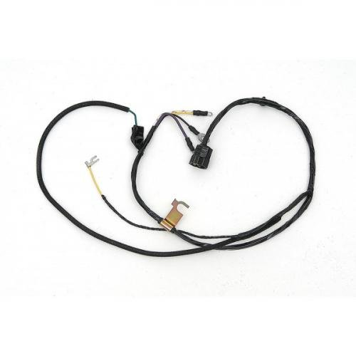 Chevy Truck Engine & Starter Wiring Harness, V8, With