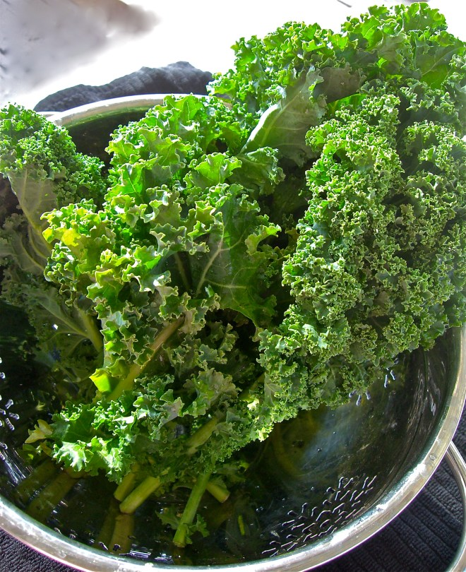 Kale is a trendy superfood, but let's don't overdo it.