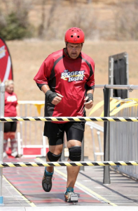 """Scott Mitchell competes on """"The Biggest Loser."""""""