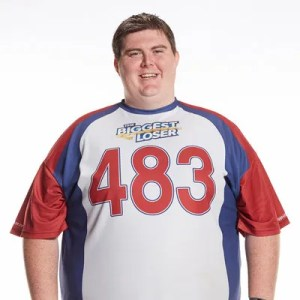 """Rob Guiry of """"The Biggest Loser"""""""