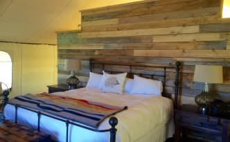 Joshua Tree Royal Suite, Conestoga Ranch at Bear Lake, Utah.