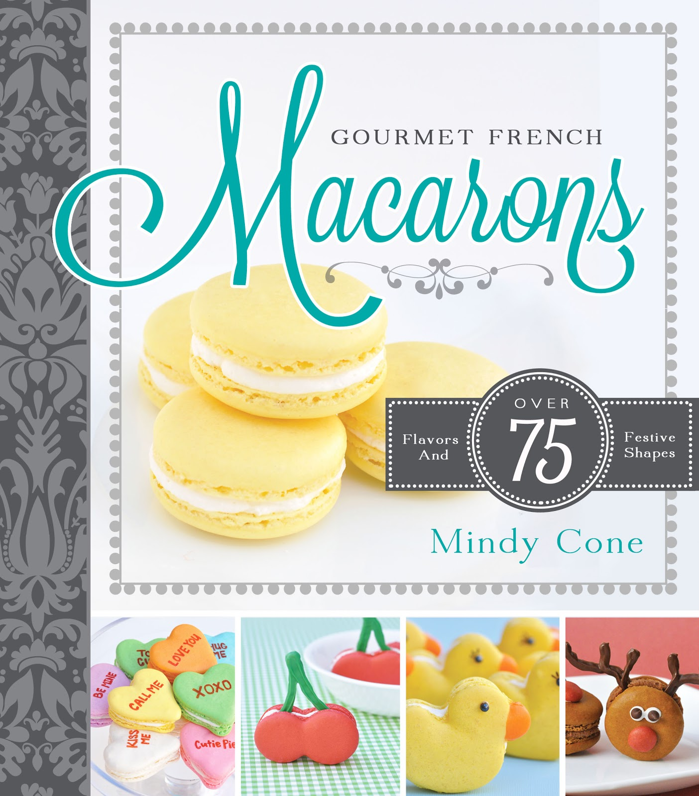 printable french macaron template.html