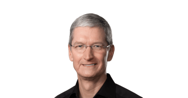 Photo of Tim Cook