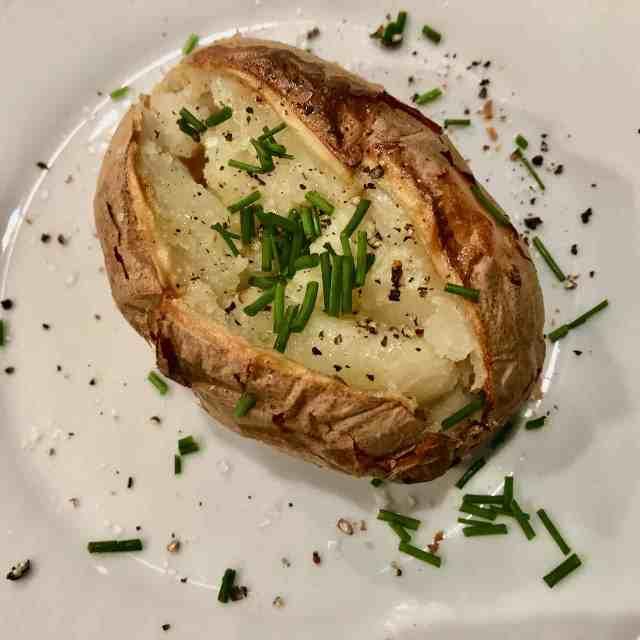English Jacket Potatoesthe Best Baked Potato Ever!