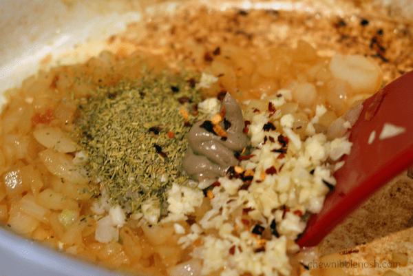 Pasta e Fagioli - Chew Nibble Nosh 2