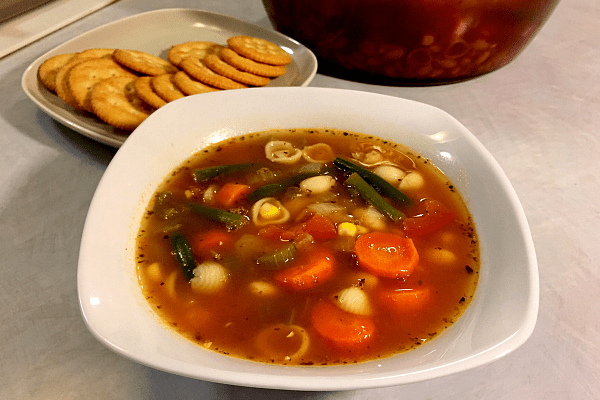 Vegetable Soup