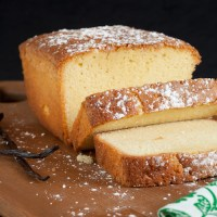 Best Buttery Pound Cake
