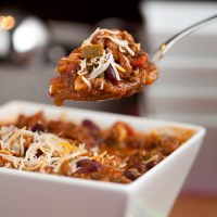 Hearty, Chunky Chili