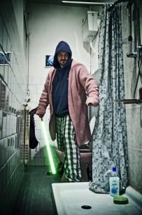 Shower Jedi