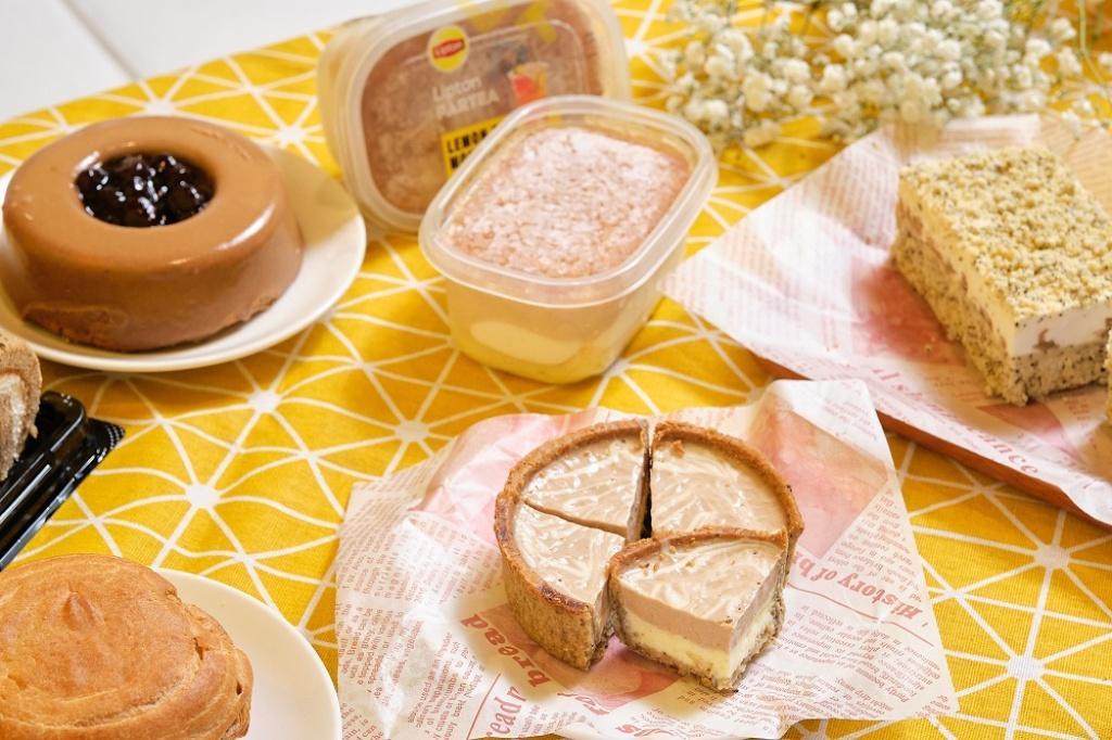 全聯we Sweet╳立頓聯名甜點,7月3日全台上市。