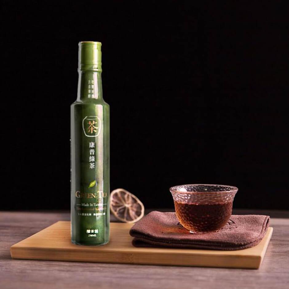 釀美舖 康普綠茶(圖片由新光三越好好集提供)