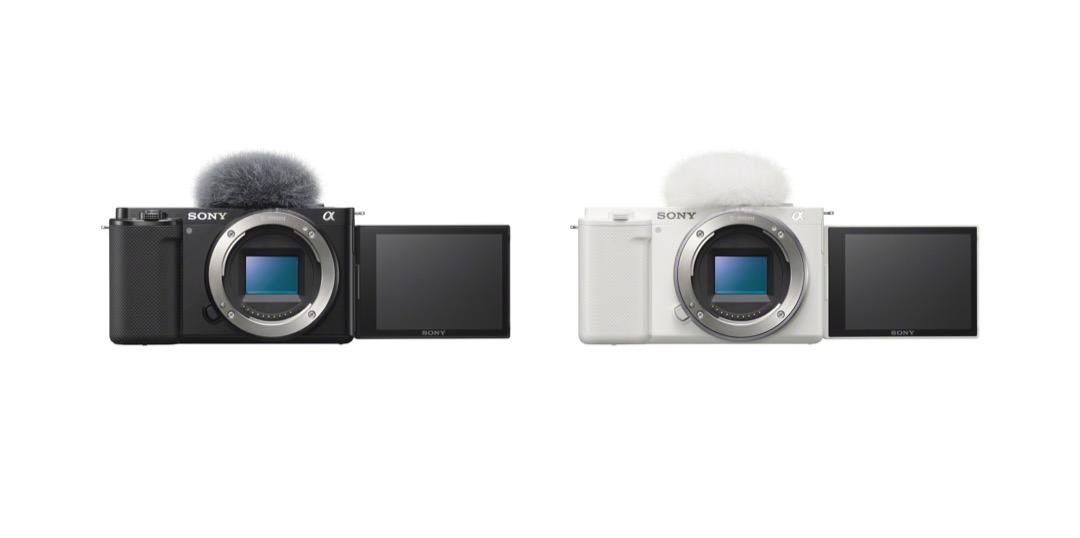 圖1 樂拍輕影音神手 Sony Alpha Zv E10 以出色的解析度與規格及友善直覺的操作設定,完美勝任靜態影像創作,符合現今創作者對動靜態影像的高品質要求。