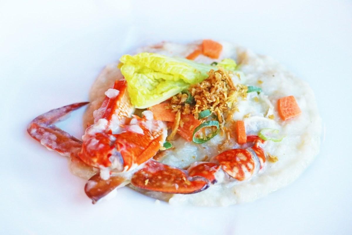 鮮味蝦蟹海鮮粥