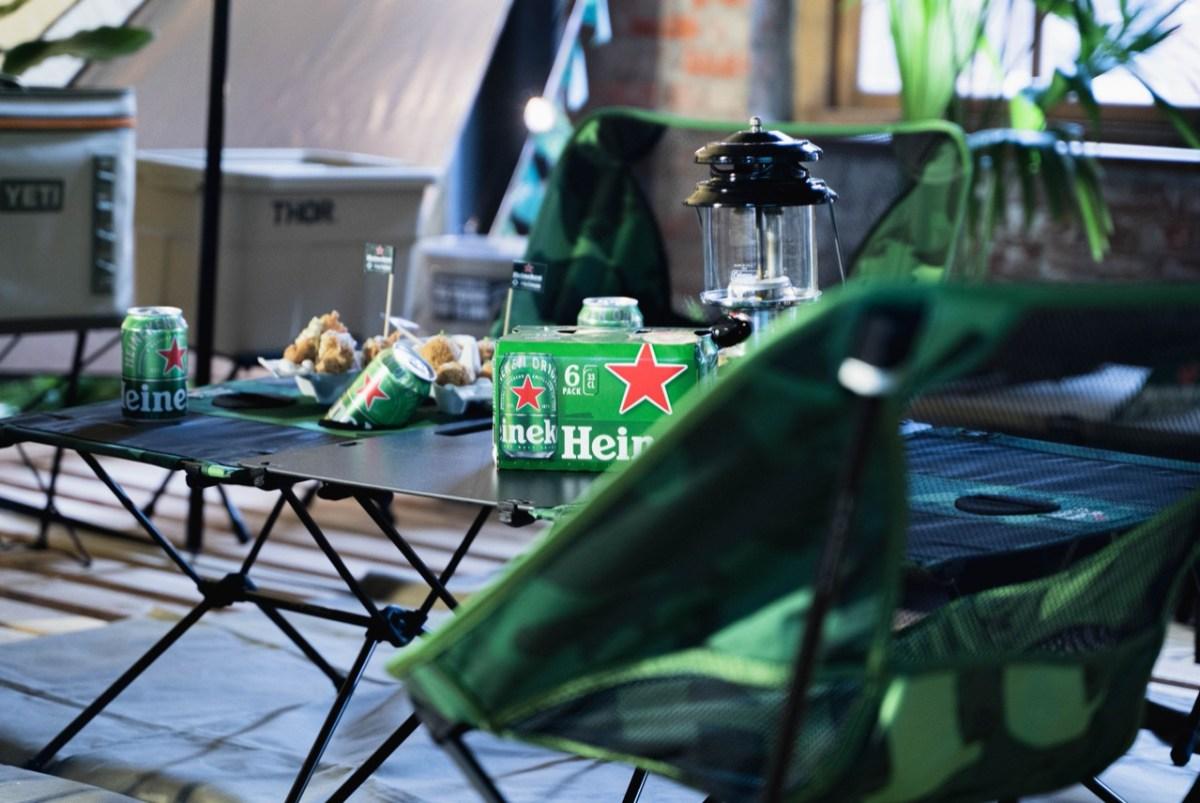 Heineken X Helinox聯名系列11 1