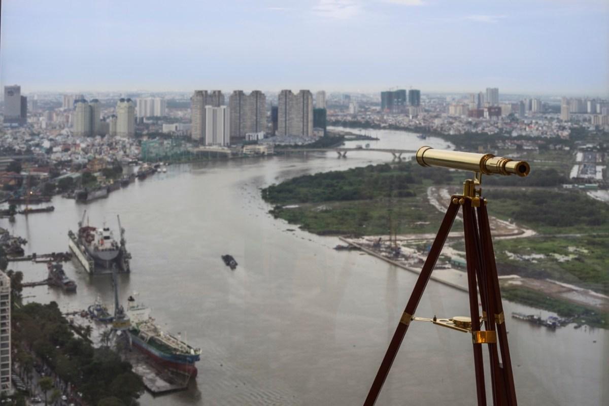 The Reverie Saigon Views