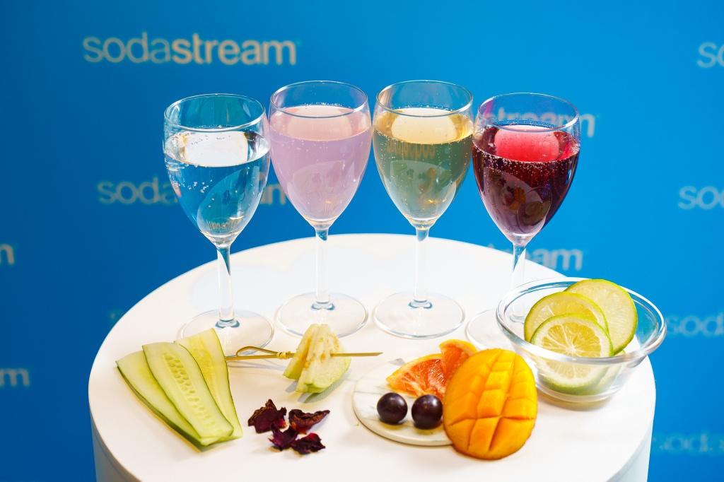 Sodastream令人驚豔的氣泡水口感