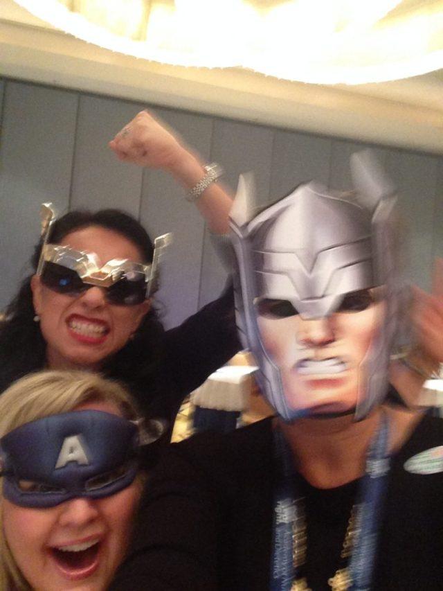 Superhero RDs