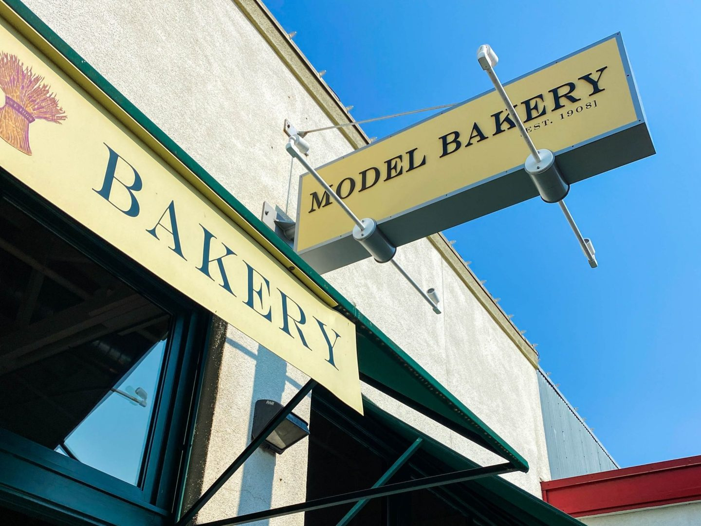 This famous bakery is home to one of Oprah's (and my mom's!) favorite things: fluffy, fresh English muffins!