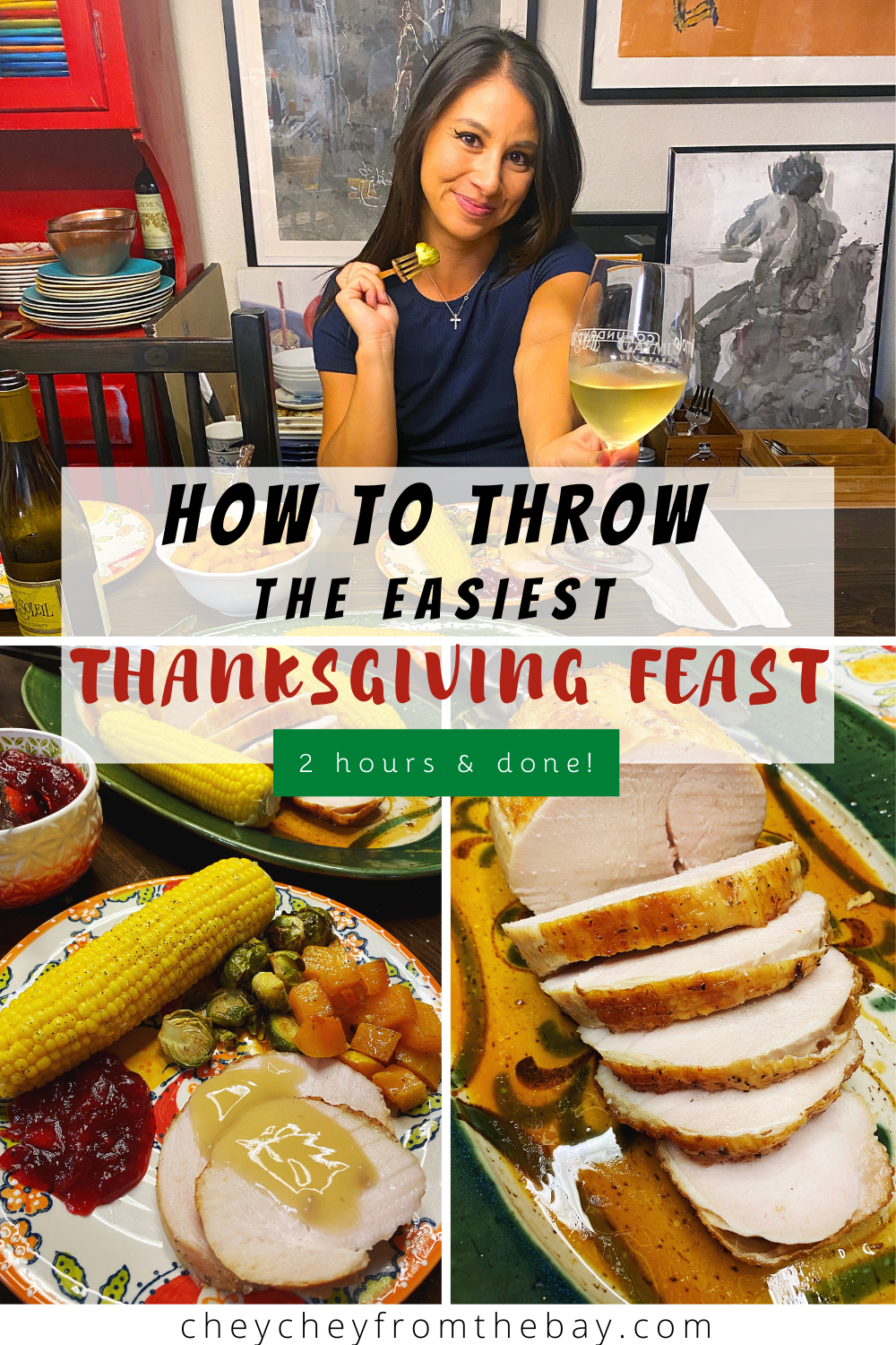 How To Throw The Easiest Thanksgiving Feast
