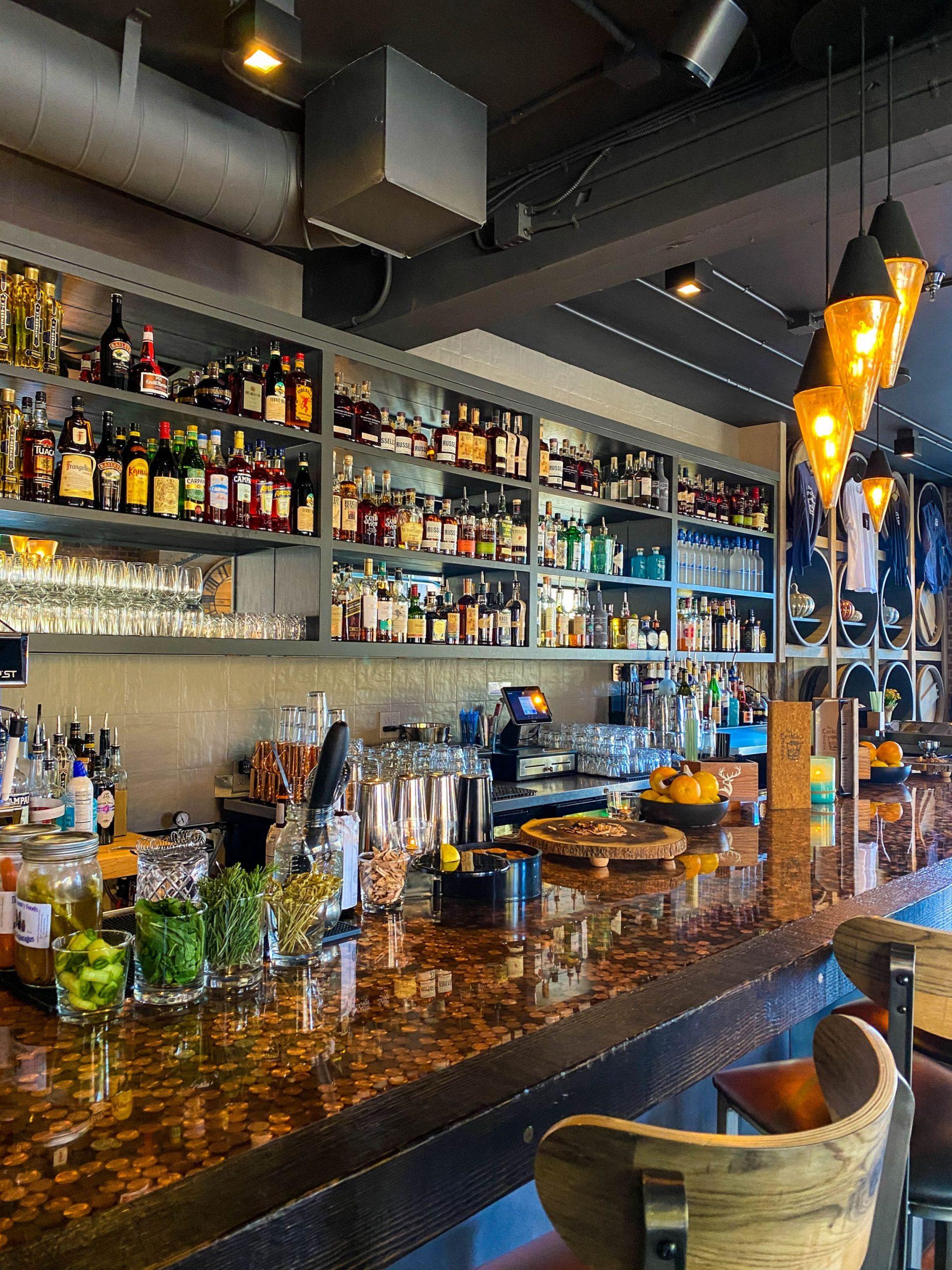 Tahoe Cocktail Corner