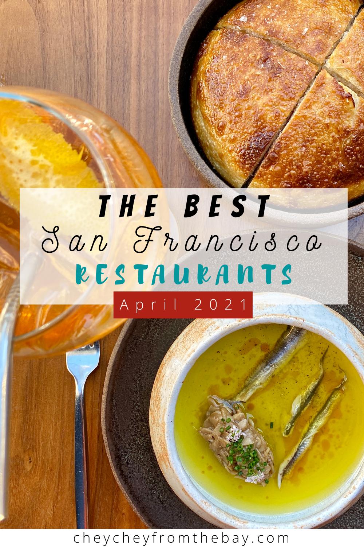 The Best Restaurants in San Francisco