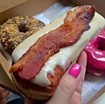 The Classic Bacon Maple Bar