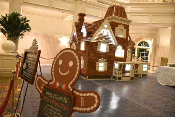gingerbread disney