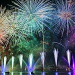 Annecy feux d'artifice