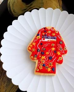 kimono, icingcookie, アイシングクッキー, 和風クッキー, オーダークッキー, 七五三,
