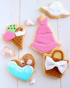 サマーレッスン, summericingcookie, summer, resort, summerresort ,サマーデザイン, summericing,