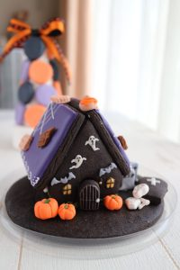 horrorhouse, halloween, ホラーハウス, ハロウィン, icingcookie,