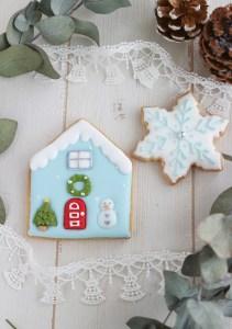 メッツァビレッジ, ワークショップ, クリスマスアイシングクッキー, アイシングワークショップ