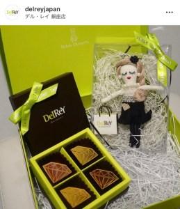 デルレイ, delreyルルベちゃん, クリスマス限定ボックス, giftbox
