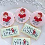 musicalannie, アニー, アニーアイシングクッキー