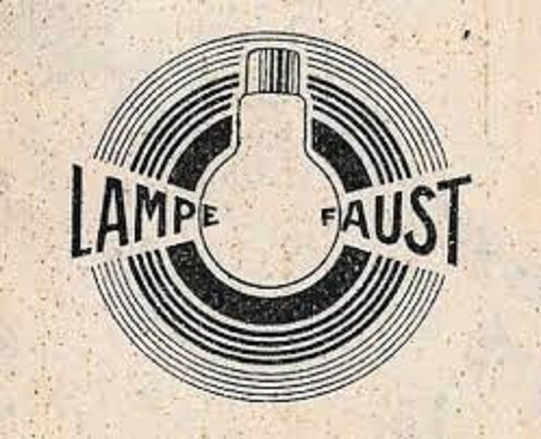 lampes FAUST