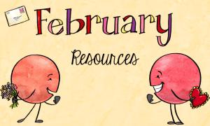 Les Ressources du mois de février