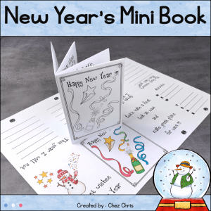New Year's Minibook