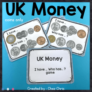UK Money Game