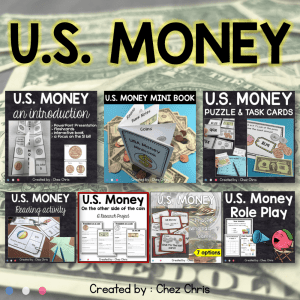 US Money – BUNDLE