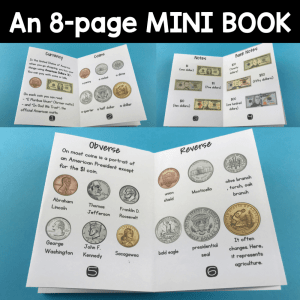 US Money – Minibook