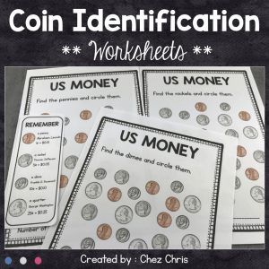 US Money – Coin Identification